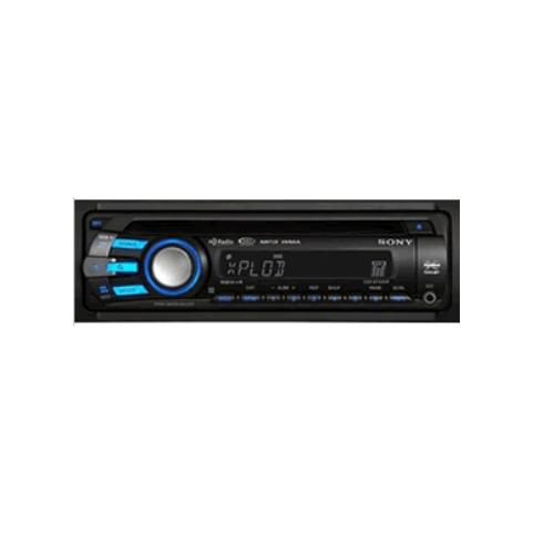 CDXGT43IPW Fm/am Compact Disc Player.