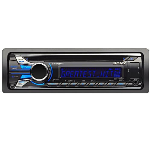 CDXGT565UP Fm/am Compact Disc Player