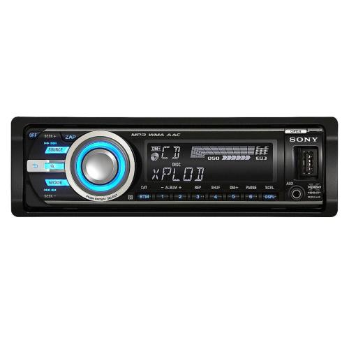 CDXGT63UIW Fm/am Compact Disc Player