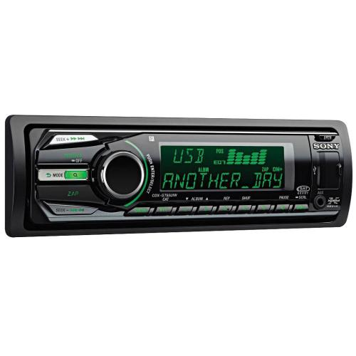 CDXGT65UIW Fm/am Compact Disc Player