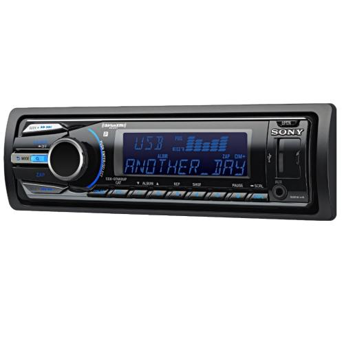 CDXGT660UP Fm/am Compact Disc Player