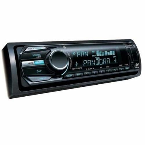 CDXGT66UPW Fm/am Compact Disc Player
