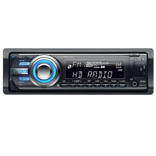 CDXGT700HD Fm/am Digital Radio Cd Player