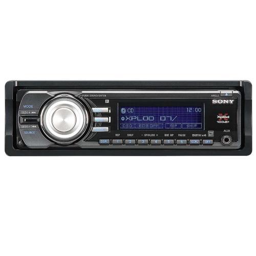 CDXGT710 Fm-am Compact Disc Player