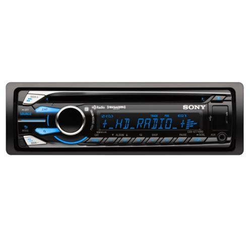 CDXGT710HD Fm/am Digital Radio Cd Player