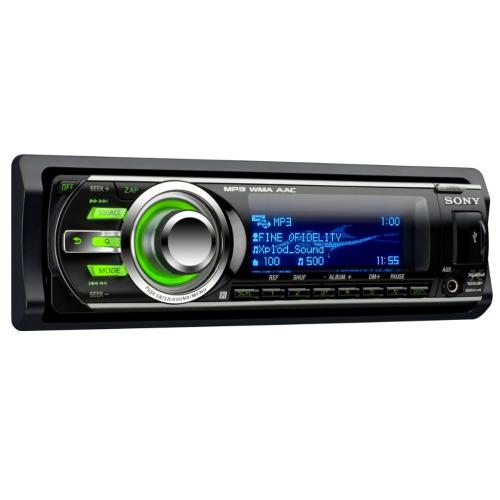 CDXGT730UI Fm/am Compact Disc Player.