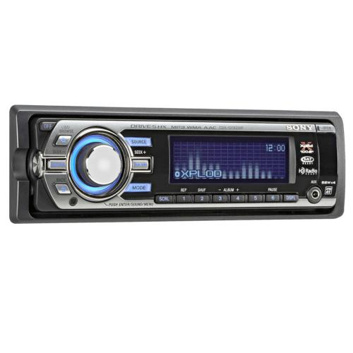 CDXGT820IP Fm/am Compact Disc Player