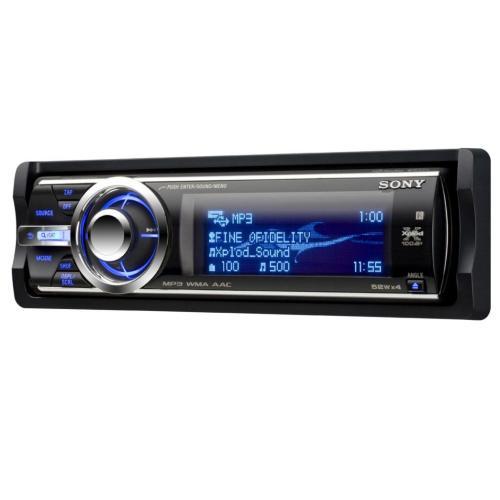 CDXGT930UI Fm/am Compact Disc Player.