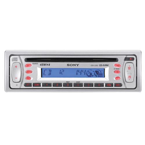 CDXL300 Fm/am Compact Disc Player