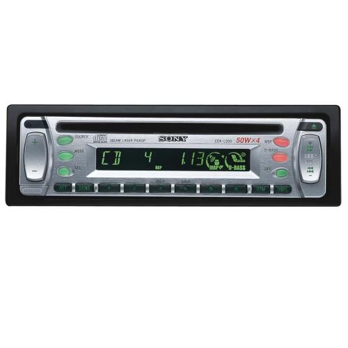 CDXL350 Fm/am Compact Disc Player