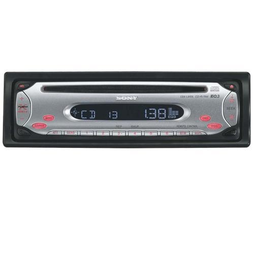 CDXL410X Fm/am Compact Disc Player