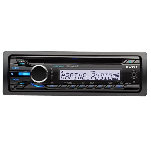 CDXM20 Fm/am Compact Disc Player