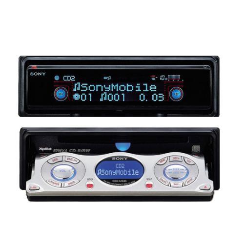 CDXM630 Fm/am Compact Disc Player