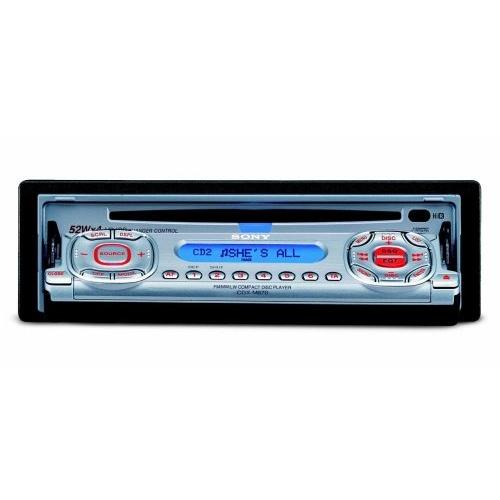 CDXM670 Fm/am Compact Disc Player