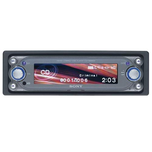 CDXM9905X Fm/am Compact Disc Player