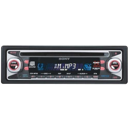 CDXMP30 Fm/am Compact Disc Player
