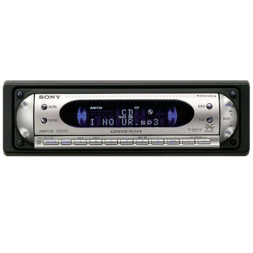 CDXR5715X Fm/am Compact Disc Player