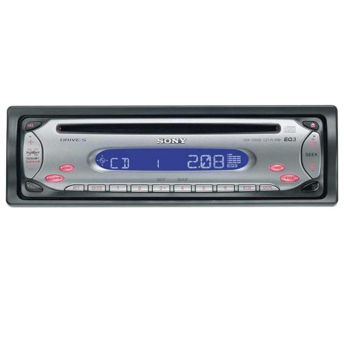 CDXS2000 Fm/am Compact Disc Player