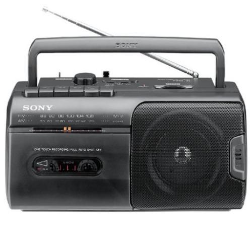 CFM10 Am/fm Radio Cassette Recorder
