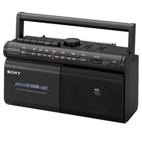 CFM30TW Am/fm Radio Cassette Recorder