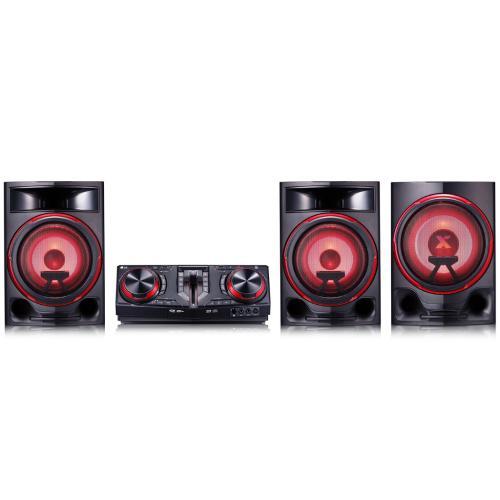 CJ88FB Xboom Audio System With Karaoke Creator