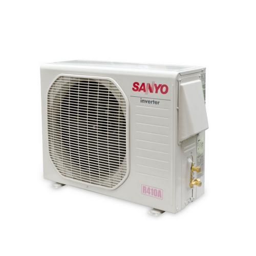 CL1852 Air Conditioner - Outside