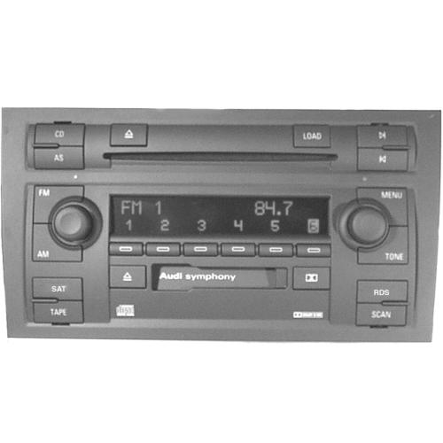 CQEA1360L 03 Oem Car Radio