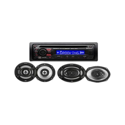 CXSGT08HP Fm/am Compact Disc Player With Speakers. (Walmart)