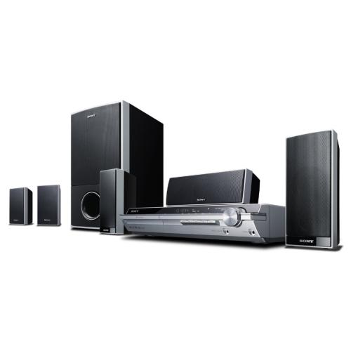 DAVHDX265 5 Disc Dvd/cd/sa-cd Home Theater System