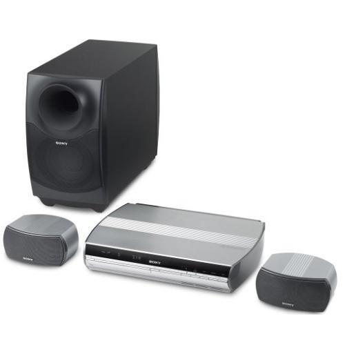 DAVX1 2.1 Channel Platinum Dvd Dream System