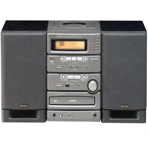 DC1 D-c1 - Mini Hi-fi System