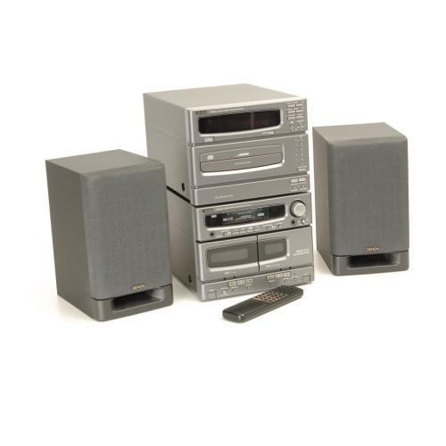 DC30 Dc-30 - Compact Hi-fi Component System