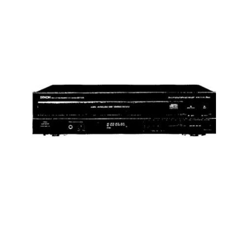 DCM520 Dcm-520 - Cd Auto Changer