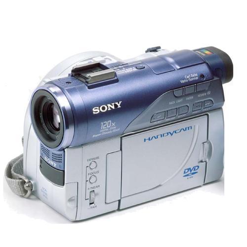 DCRDVD100 Dvd Handycam Camcorder