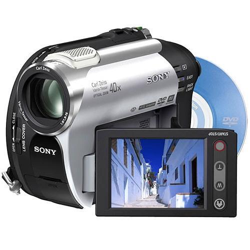 DCRDVD108 Dvd Handycam Camcorder