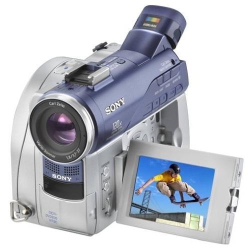 DCRDVD200 Dvd Handycam Camcorder
