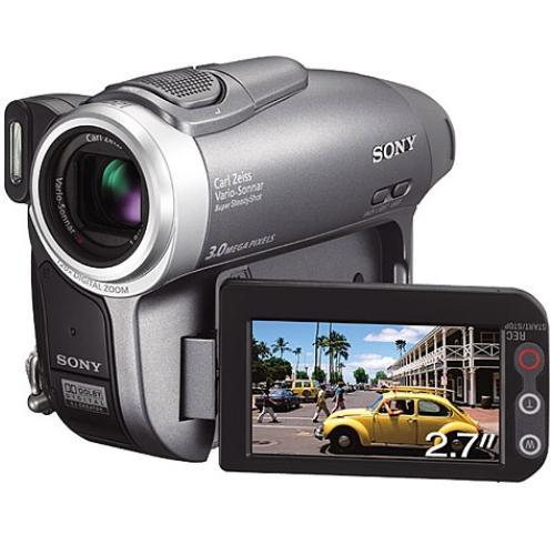 DCRDVD403 Dvd Handycam Camcorder