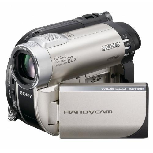 DCRDVD650 Legacy Handycam Camcorder