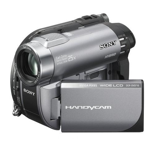 DCRDVD710 Dvd Handycam Camcorder
