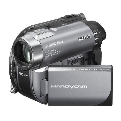 DCRDVD810 Dvd Handycam Camcorder