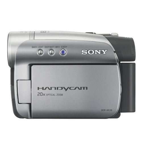 DCRHC28 Minidv Handycam Camcorder