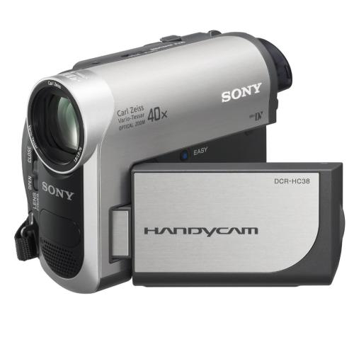 DCRHC38 Minidv Handycam Camcorder