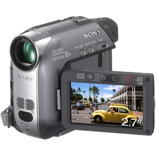 DCRHC42 Minidv Handycam Camcorder