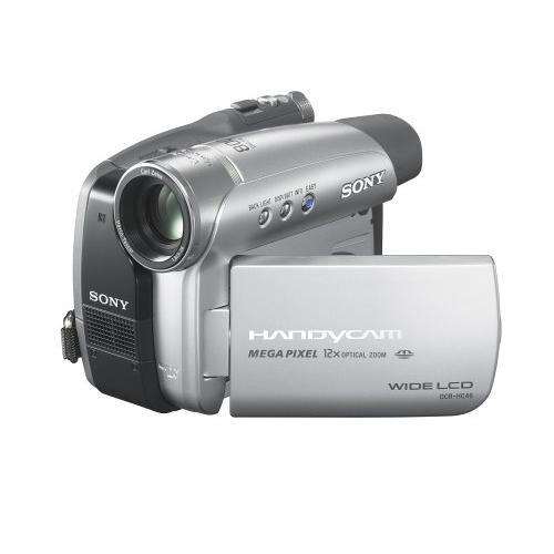 DCRHC46 Minidv Handycam Camcorder
