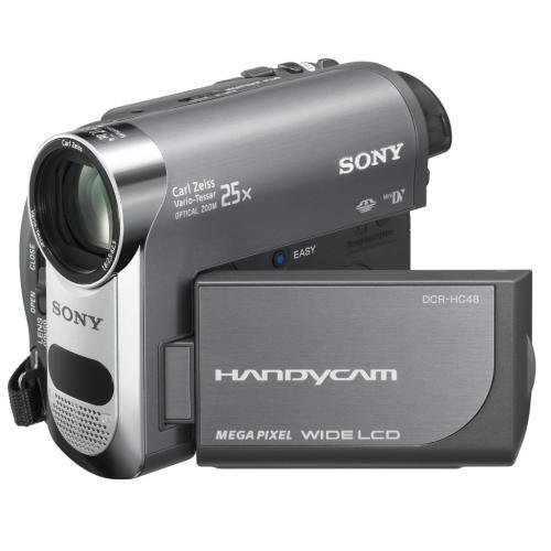 DCRHC48 Minidv Handycam Camcorder