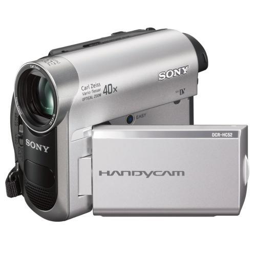 DCRHC52 Minidv Handycam Camcorder