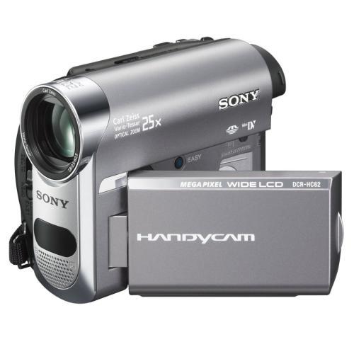 DCRHC62 Minidv Handycam Camcorder