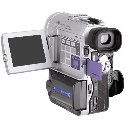 DCRPC100 Digital Video Camera Recorder Minidv
