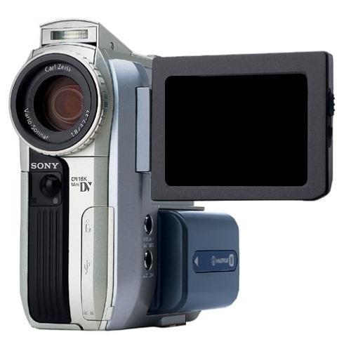 DCRPC105 Digital Handycam; Camcorder