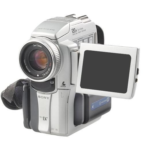 DCRPC110 Digital Video Camera Recorder Minidv